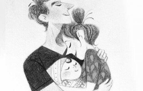 Livet med din partner efter att ni fått barn