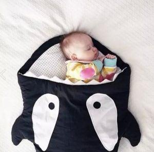 Bebis i sovsäck