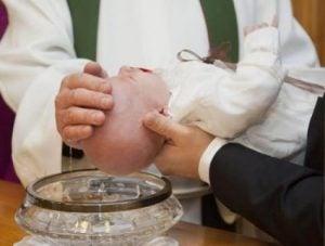 Döpande av barn