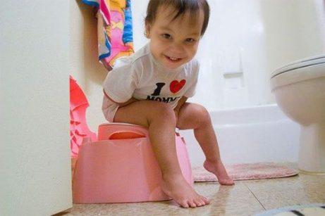 Potträna ditt barn på 3 dagar