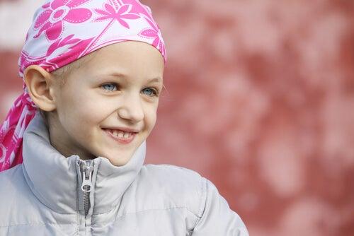Små hjältar som kämpar mot barncancer
