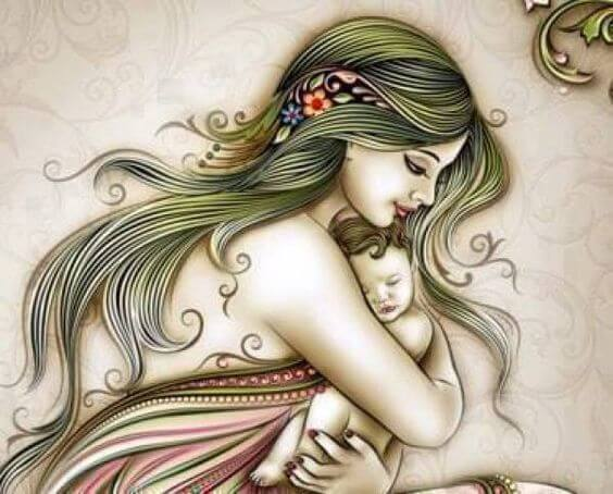 6 sätt att säga jag älskar dig till ditt barn varje dag