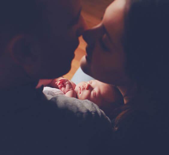 Du är det vackraste barnet i världen