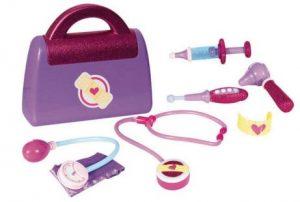 Leksakskit för små läkare