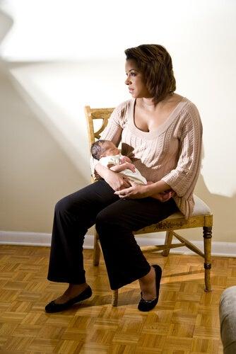 Den känsliga perioden efter förlossningen
