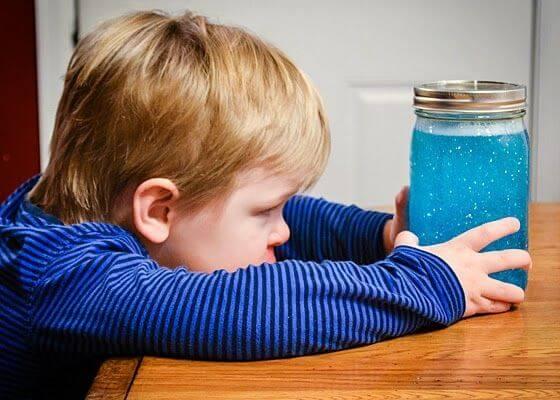 En lovande uppfinning: Sinnesflaskor