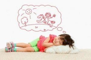 Sömn är viktigt för barn