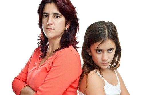 Dotter och morn