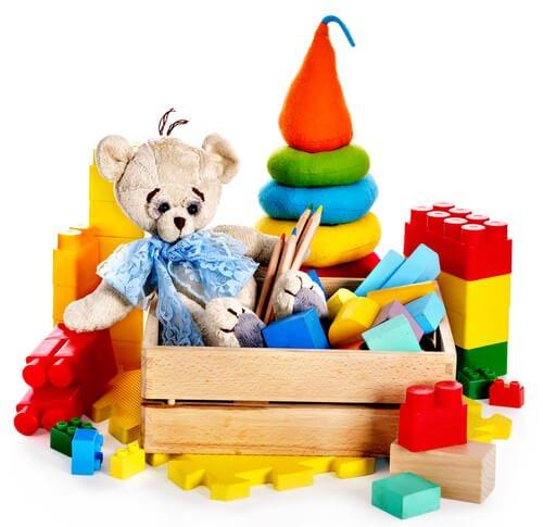 Hur man väljer de bästa leksakerna för varje ålder
