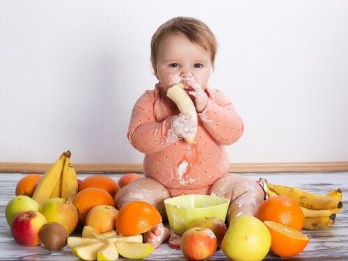 7 livsmedel du aldrig ska ge din bebis