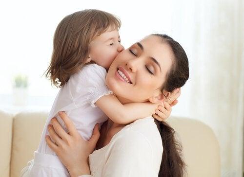 Mor kramar dotter