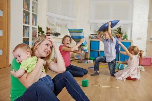 Tidshanteringstips för att undvika ett rörigt hem