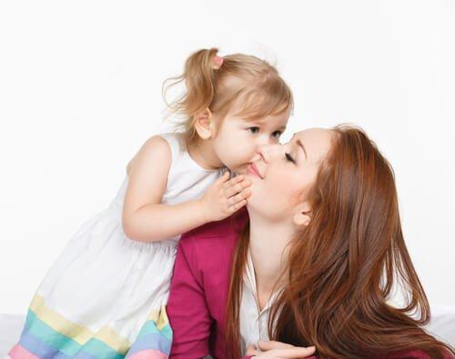 Dagen du blir mamma ler livet mot dig