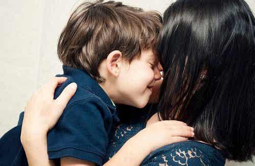 4 sätt att få ditt barn att känna sig speciellt