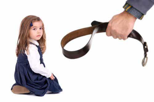 Fysisk bestraffning påverkar ditt barns IQ
