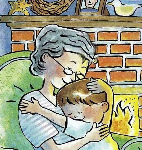 Mitt barnbarn: En del av himlen som livet gett mig