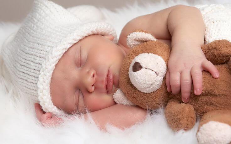 Dagen då barnet föddes