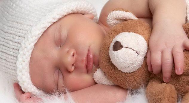 När kommer mitt barn att börja sova genom hela natten?