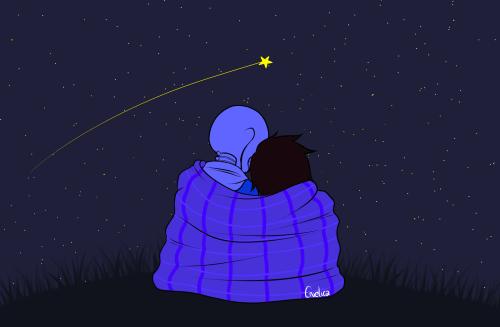 En fallande stjärna