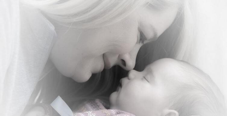 Ditt barns lukt och hur den påverkar dig