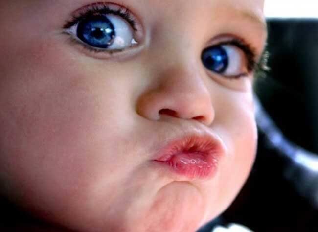 Barn har rätt att inte pussas om de inte vill