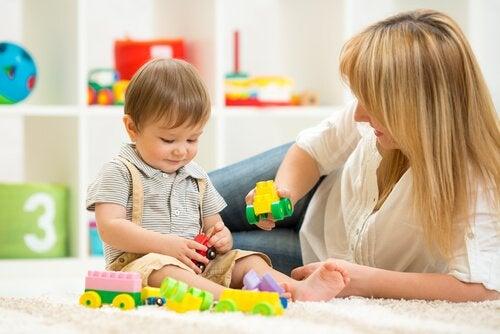 Utveckling av barns beteende
