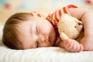 Vikten av sömn för barn