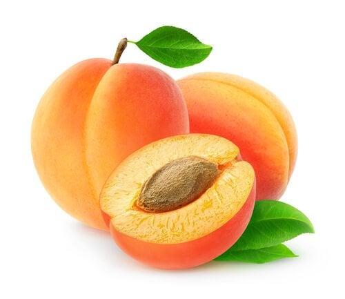 aprikoser under graviditet