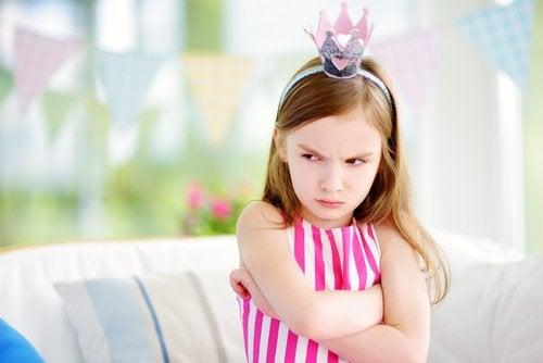 hjälp för att hantera ett argt barn