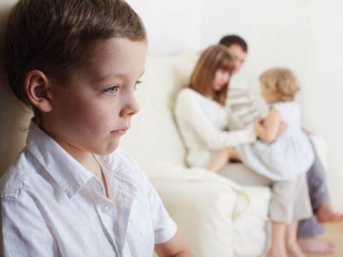 Har föräldrar ett favoritbarn?
