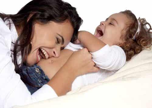 13 sätt att visa ditt barn din kärlek