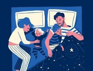 Fördelarna med att vakna tillsammans