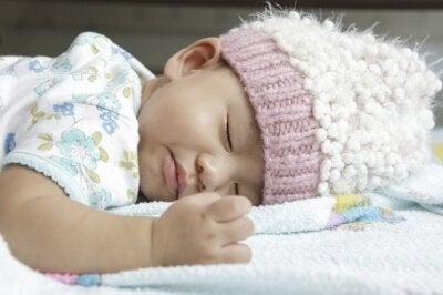 Hälsosamma sömnvanor: 0-3 månader