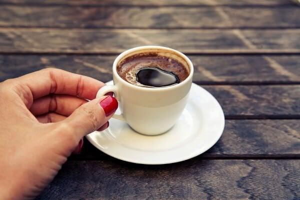 Minska ned på koffeinet
