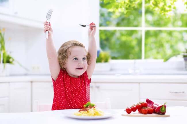 Nyttiga recept för bebisar mellan 12 och 24 månader