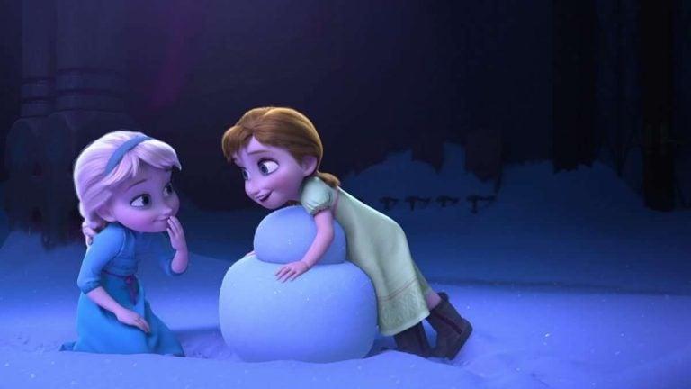 Scen från Frost