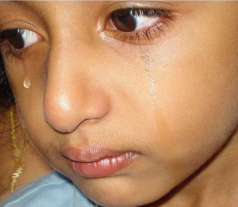 Lär dig att känna igen tecken på barnövergrepp