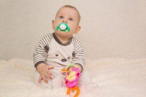 Barns fjärde månad