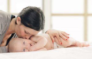 Barns tredje månad