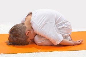 Yoga för självkontroll