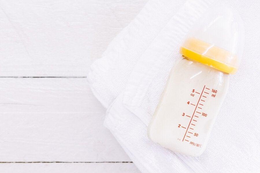 Råd för att rengöra nappflaskan