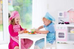 Aktiviteter för 2-åringar