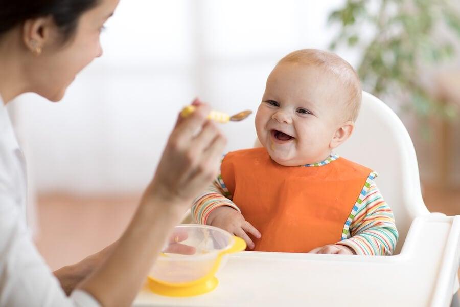 8 fruktpuréer för bebisar