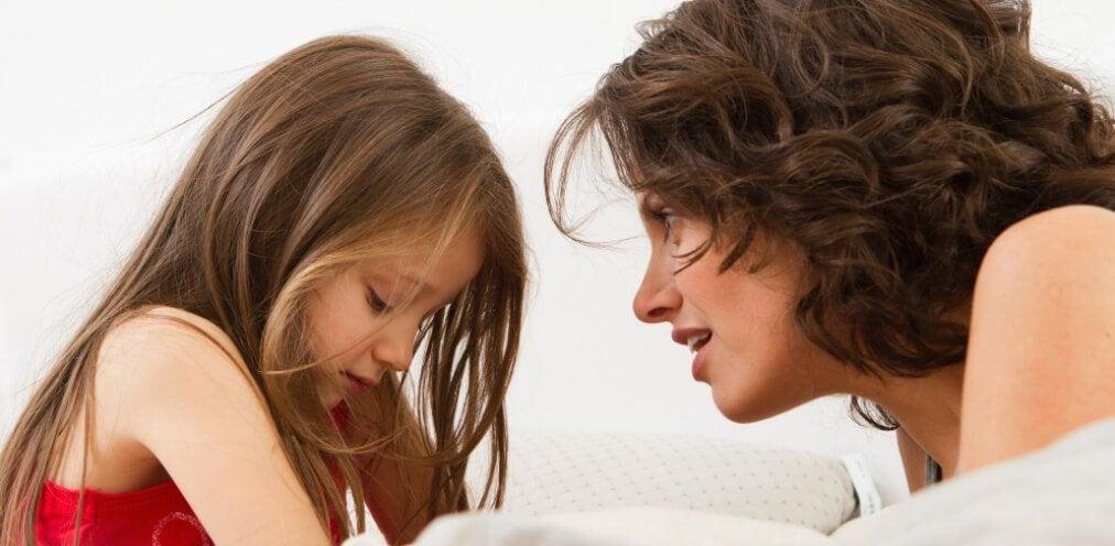 Hur lär man sina barn förnuft?