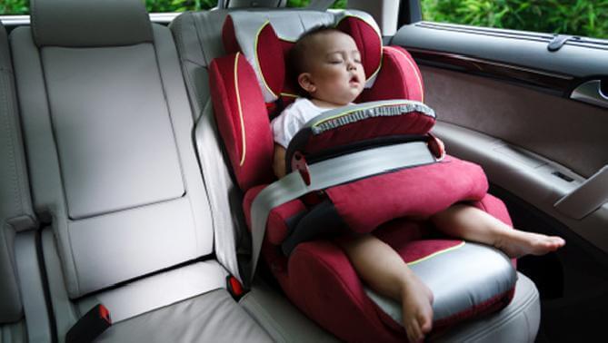 Bilbarnstol för nyfödd bebis