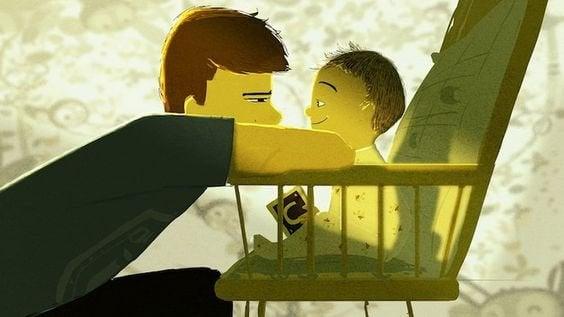 Älska dina barn på rätt sätt