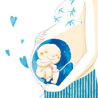 Att förbereda sig på att bli mamma – bli en bättre person!