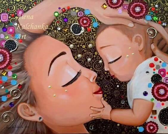 Det bästa jobbet jag någonsin kunde be om: Att vara din mamma