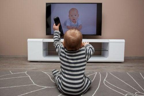 5 bra TV-serier för bebisar
