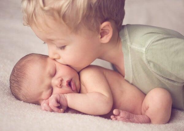 Episodiskt minne: När börjar ditt barn skapa minnen?